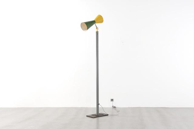 "Le Corbusier, '""Diabolo"" standing lamp', ca. 1963-1964, Galerie Patrick Seguin"