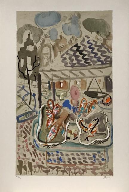 Pierre Lesieur, 'Amsterdam', 1971, Artioli Findlay