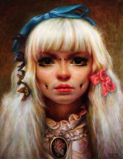 ", '""Frozen Love"",' 2016-2014, Parlor Gallery"