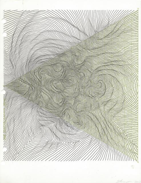 Linn Meyers, 'Untitled 2', 2013, Rick Wester Fine Art