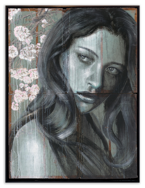 , 'Blossom,' 2014, StolenSpace Gallery