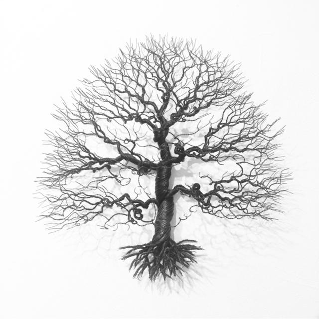 Matilda Bengtsson, 'Sessile oak', 2019, GALLERI RAMFJORD