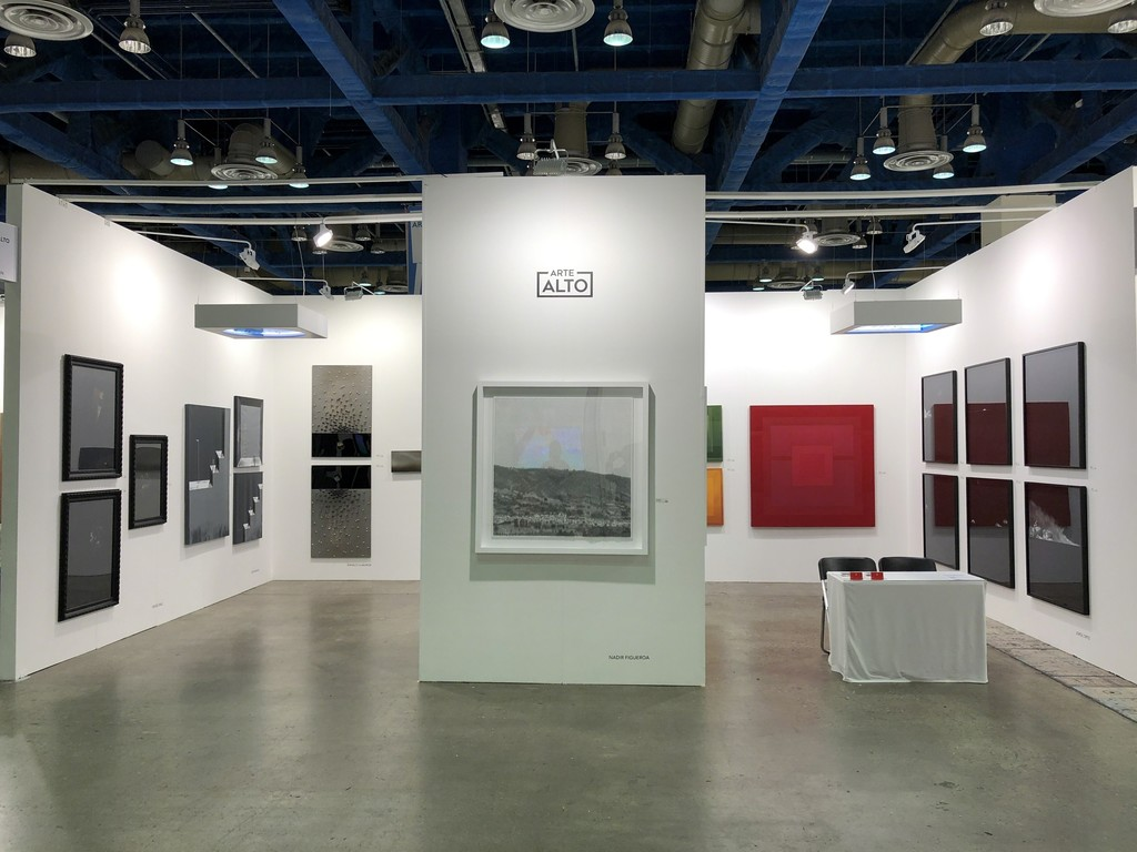 Booth B44 - KIAF 2018, Main image of booth at KIAF.
