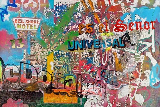 , 'Porque tudo que cabe na paisagem cabe numa tela,' 2013, Luciana Caravello Arte Contemporânea