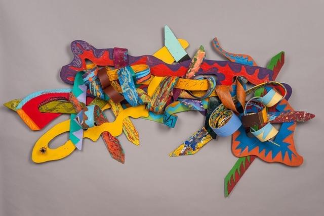 , 'Unsung for Bob,' 2016, Marta Hewett Gallery