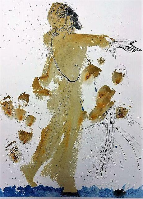 Salvador Dalí, 'Iesus Super Mare Ambulans', 1964-1967, Wallector