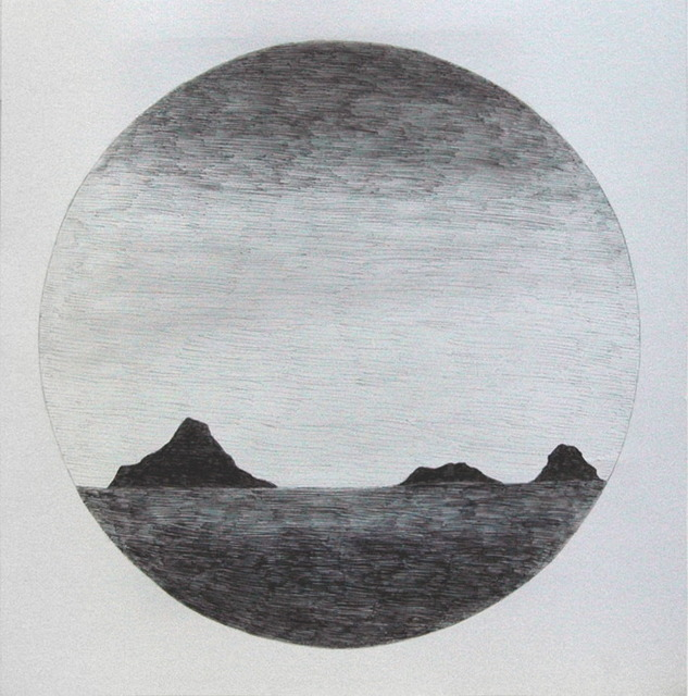 , 'Dark Rocks Offshore I,' 2010, Michel Soskine Inc.