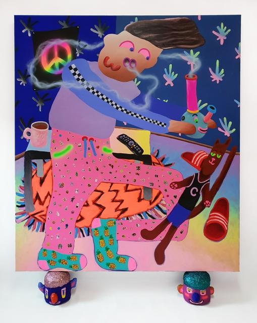 , 'Fresh Prince,' 2018, Mindy Solomon Gallery