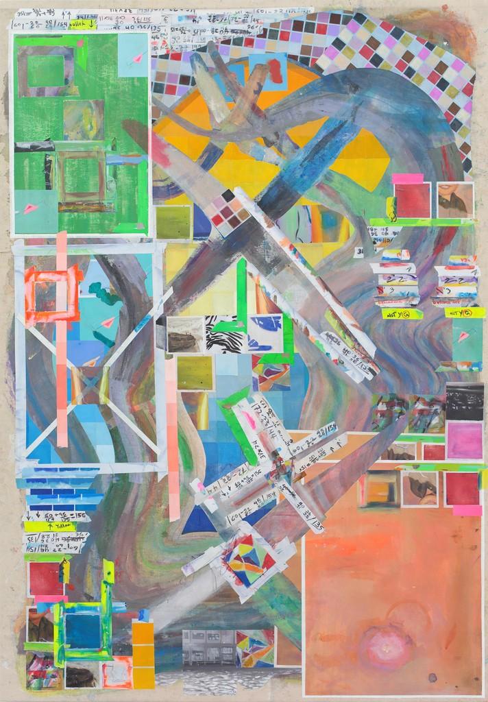 Franklin Evans, 'archescape,' 2014, Ameringer | McEnery | Yohe
