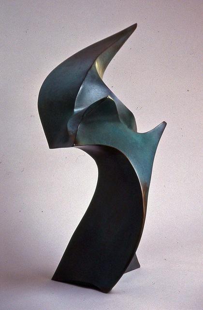 , 'Sweeping Forms,' 1997, International Sculpture Center