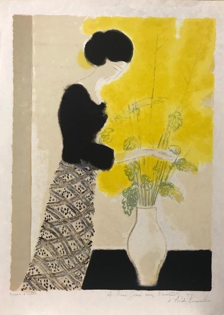 , 'La jupe écossaise,' ca. 1975, Artioli Findlay