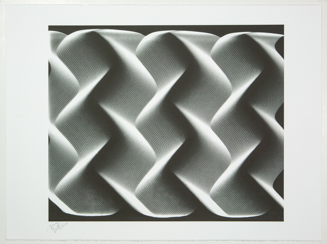 , 'Waveform Studies VII,' 1977-2003, BERG Contemporary