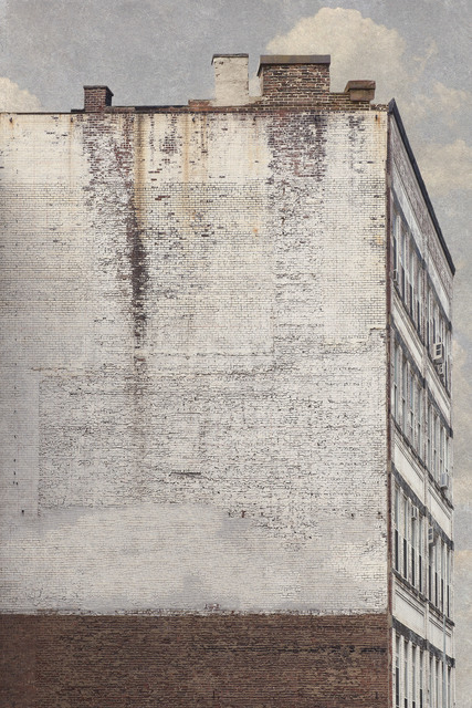 , 'White Building in Chelsea,' 2013, ClampArt