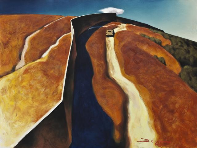 , 'New Border,' 2006, Patricia Rovzar Gallery