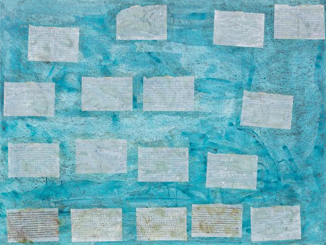 , 'The Love Letter I,' 2016, Stevenson