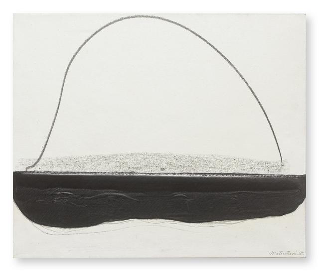 Takesada Matsutani, 'Wave 95-6-12', 1995, Japan Art - Galerie Friedrich Mueller