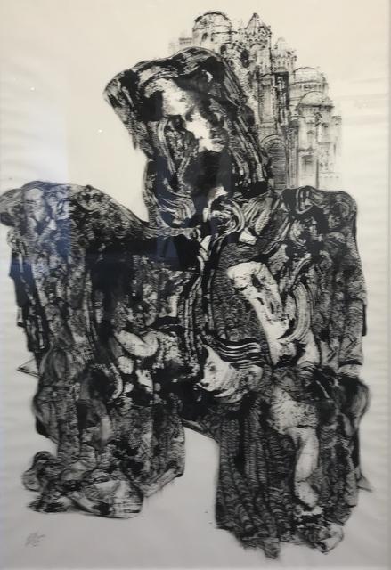 Kevork Mourad, 'Mourning IV, Paris', 2014, Galerie Tanit