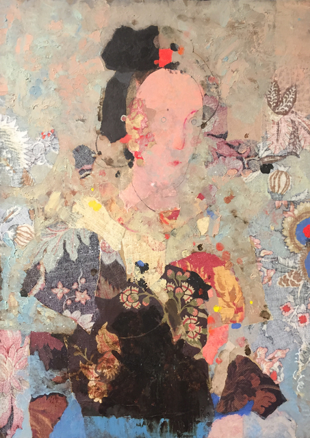 Mark English, 'Shakespearean Actress Study', Contemporary, Sager Braudis Gallery