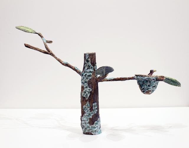 , 'Hummingbird Nest,' 2016, James Harris Gallery