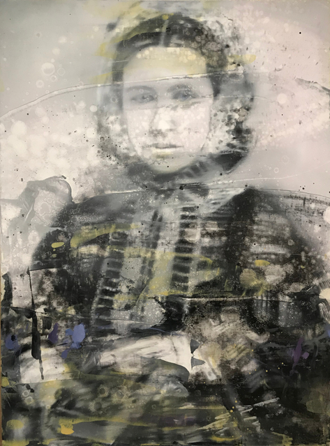 , 'Daguerréotype-100x75cm-004,' 2019, Galerie Bertrand Gillig