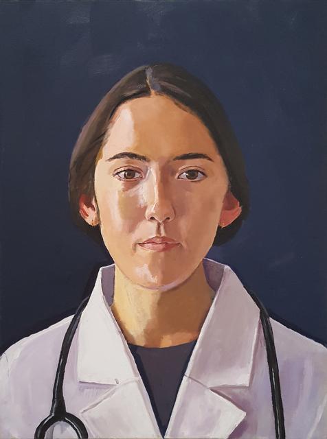 , 'Dr. Hashimoto,' 2018, Craig Krull Gallery