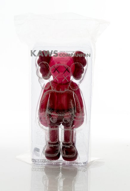 KAWS, 'Companion (two works)', 2016, Heritage Auctions
