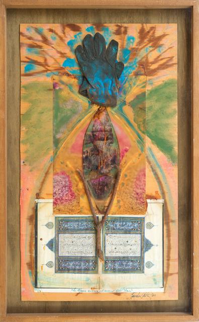 , 'La mano suona il suono dell'aria,' 1981, C+N CANEPANERI