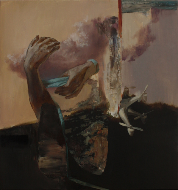 , 'Rocking,' 2019, Léna & Roselli Gallery
