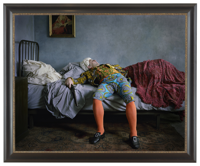 , 'Fake Death Picture (The Suicide – Manet),' 2011, Goodman Gallery