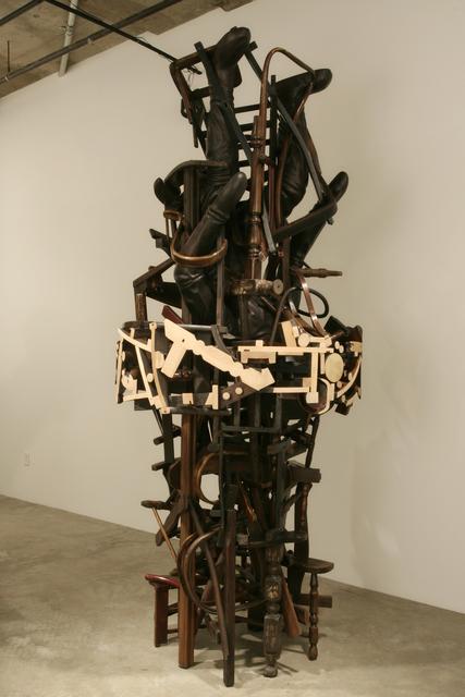 , 'Wormhole,' , Galerie Laroche/Joncas