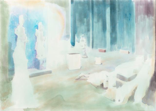 , 'Schlaf II,' 2015, Galerie Kleindienst
