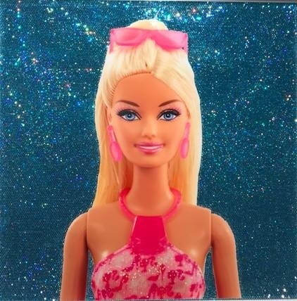 Beau Dunn, 'Solid Glam Barbie #3', Art Angels