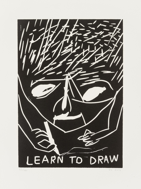 David Shrigley, 'Learn to Draw', 2014, Forum Auctions
