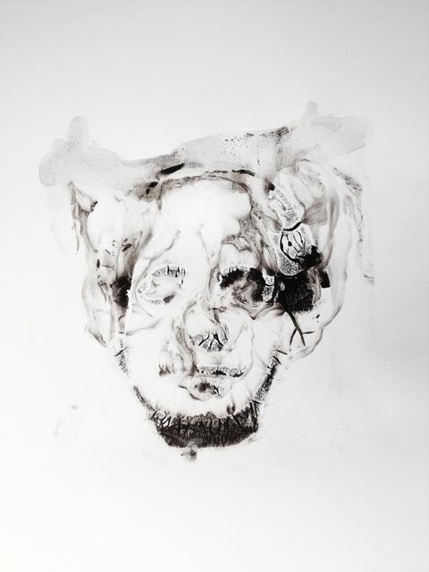 , 'De la Desconocida del Sena y otras Ofelias - III,' 2013, Oficina #1