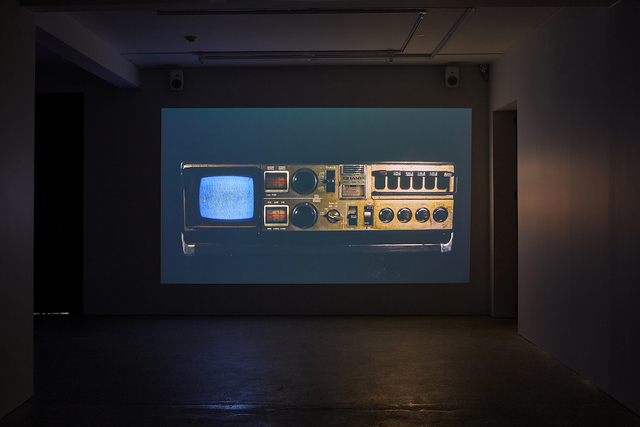 , 'AV Machine,' 2016, BERG Contemporary