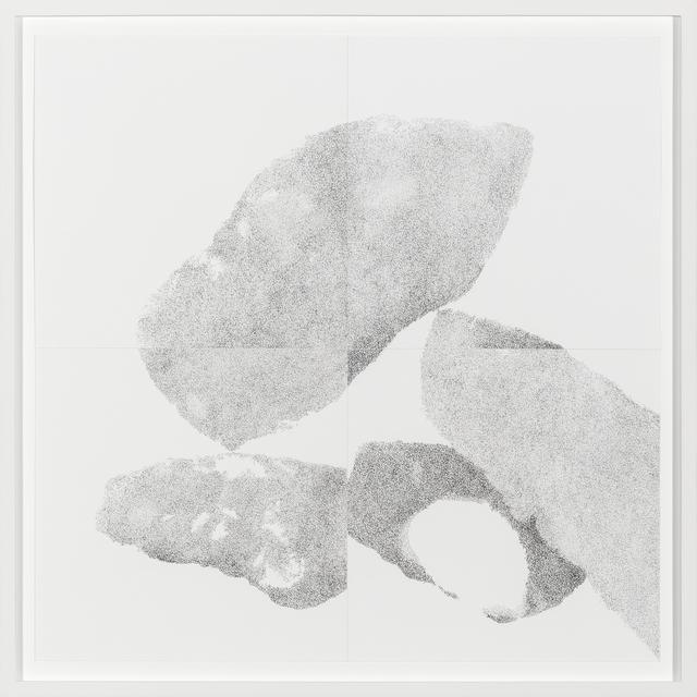 , 'Freie Ausrichtung 2,' 2017, Galerie Thomas Schulte