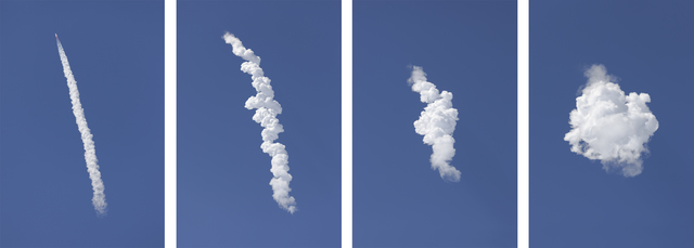 , 'NROL-65 Spy Satellite Launch,' 2013, Kopeikin Gallery