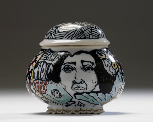 , 'Zaha Hadid Jar,' 2016, Wexler Gallery