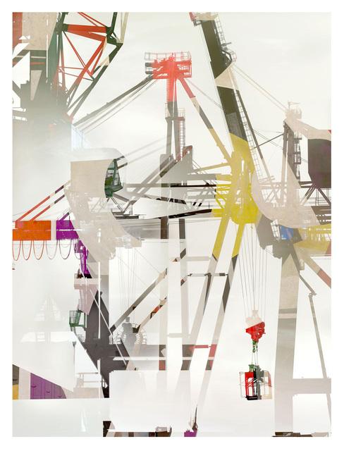 Stéphane Couturier, 'Sète - Port de Commerce n° 2', 2018, Les Douches La Galerie