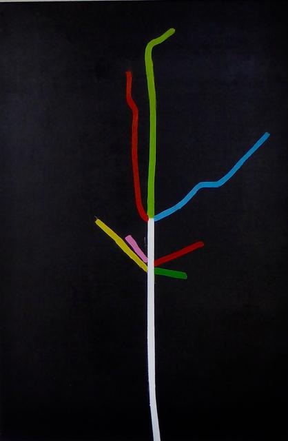 , 'Still uit een traag ballet (met Picea bies #9),' 2019, Whitehouse Gallery