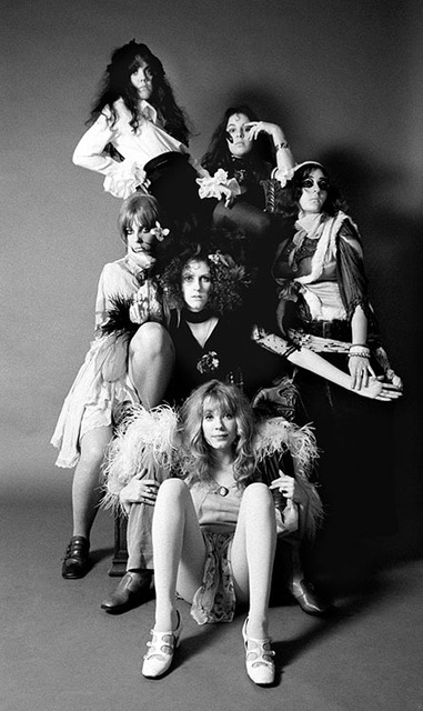 , 'The GTOs,' 1968, Mouche Gallery