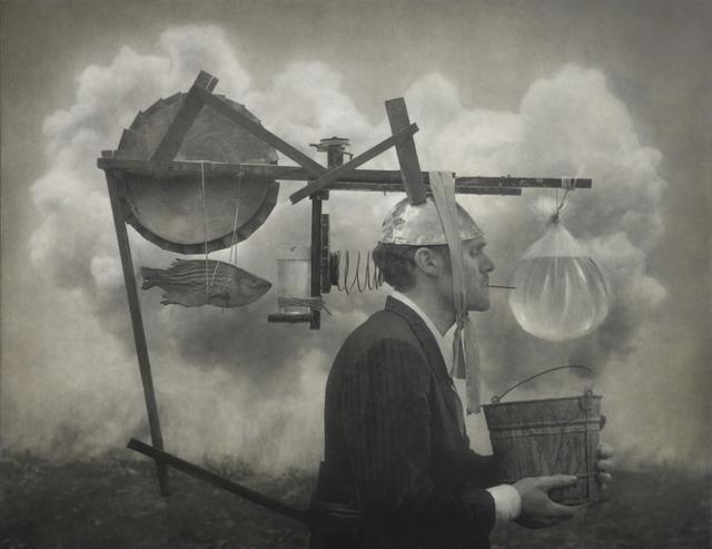 , 'Cloudburst,' 1998, Slete Gallery