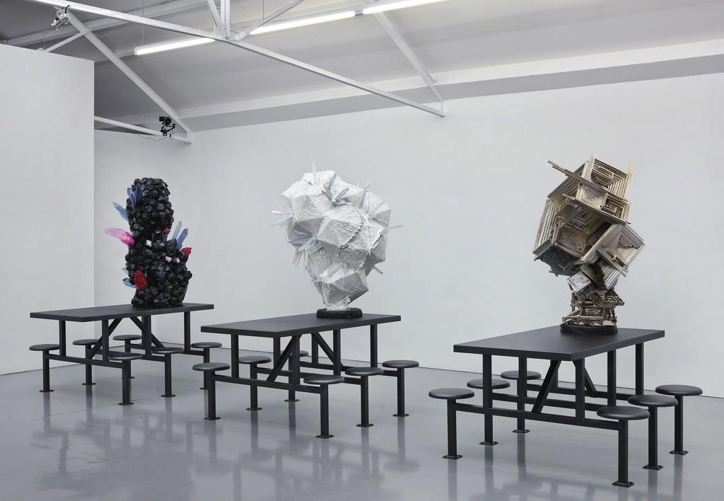 Folkert de Jong - Court of Justice | Galerie Fons Welters | Artsy