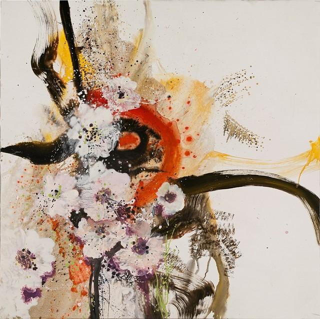 , 'Flowers,' , Gallery Khankhalaev