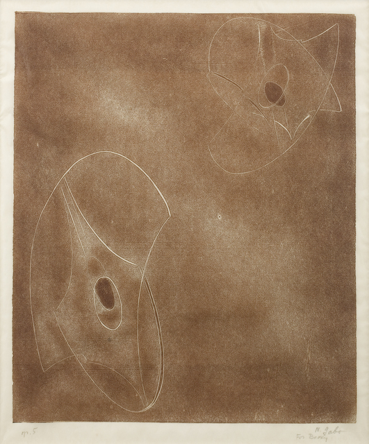 , 'Opus 5 (Constellations),' 1950-1951, Austin/Desmond Fine Art