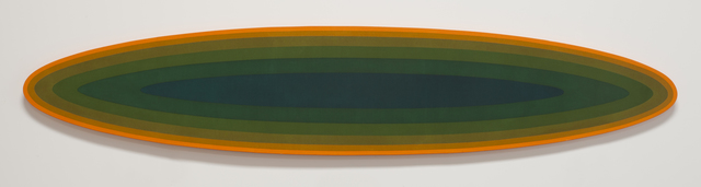 , 'Green Light,' 1971, Haines Gallery
