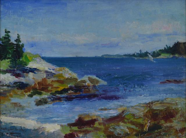 Edward Henry Potthast, 'Rockaway Beach', Eisele Gallery of Fine Art