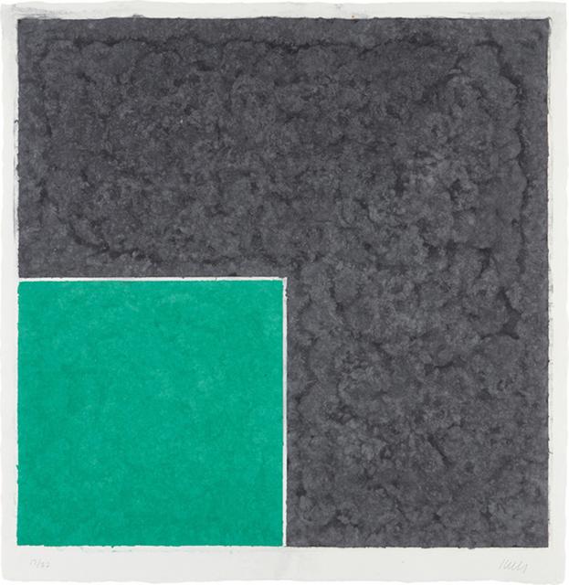 Ellsworth Kelly, 'Colored Paper Image XVII', 1976, Carolina Nitsch Contemporary Art