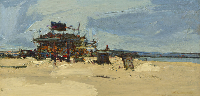 , 'Beach Shop,' 1960, Heather James Fine Art