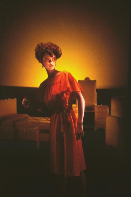 , 'Orange Bedroom,' 1984, Wilkinson
